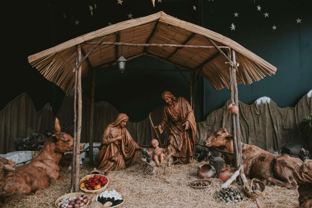pasterka poland christmas