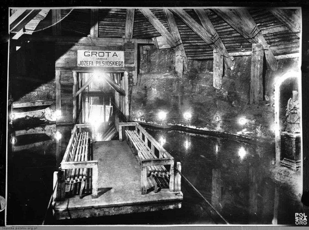 kopalnia soli wieliczka, danilowicza, salt mines