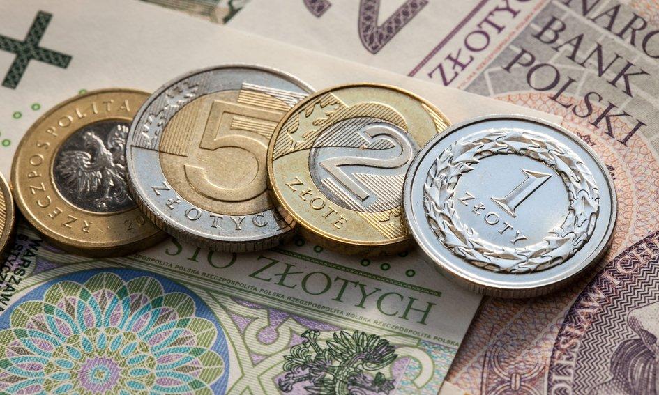 polish zloty, currency poland