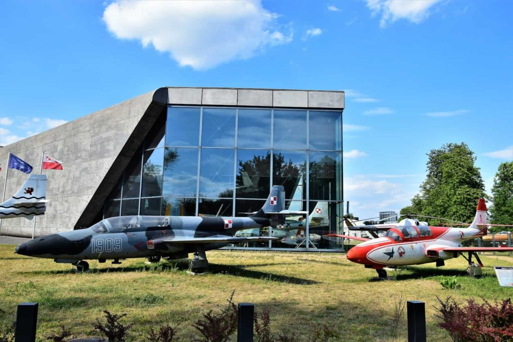 aviation museum krakow