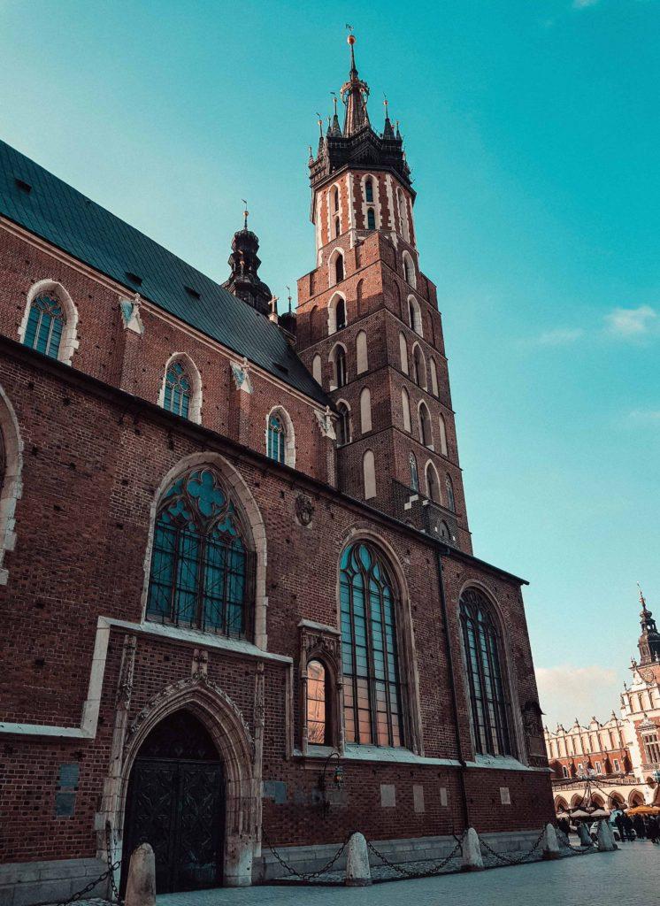 St. Mary's Church Krakow